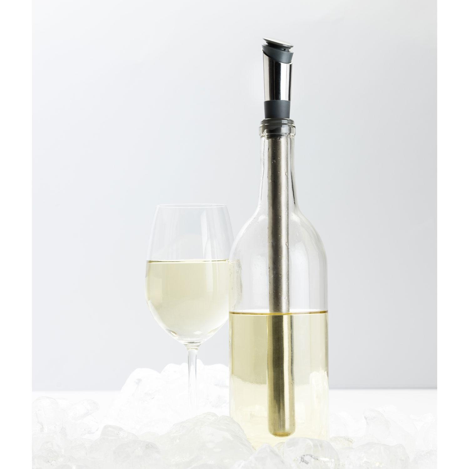 Uberstar Stainless Steel Wine Chill Stick - Only £19.99