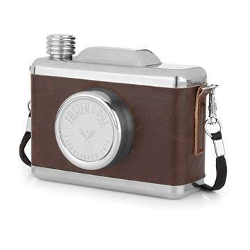 Snapshot Camera Flask - Only £29.99 | Uberstar