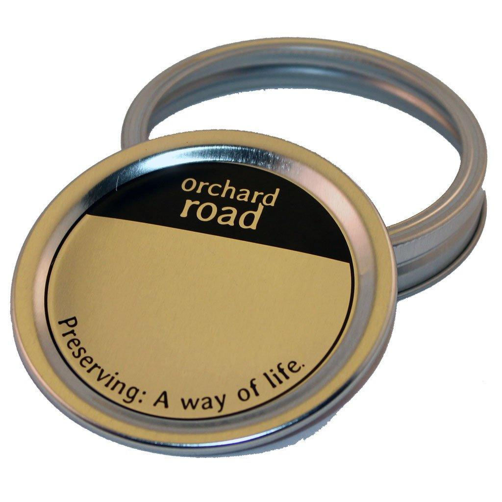 Orchard Road Lids and Bands for Mason Jars