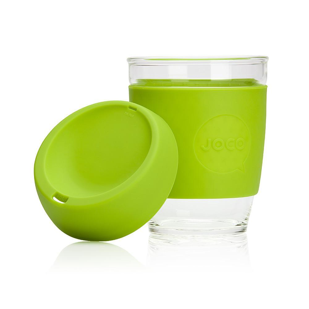 JOCO Portable Coffee Cup Lime Green
