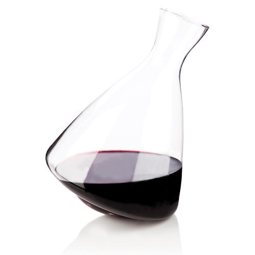 Raye Rolling Decanter