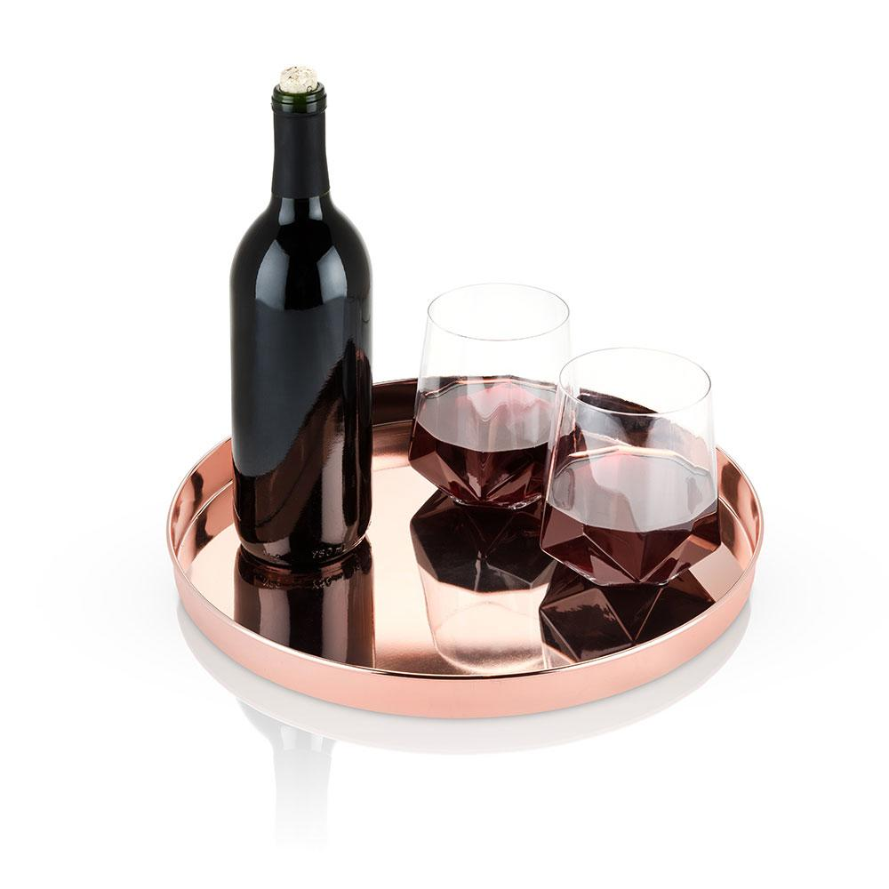 Summit Copper Serving Tray