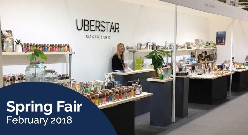 Uberstar Spring Fair 2018