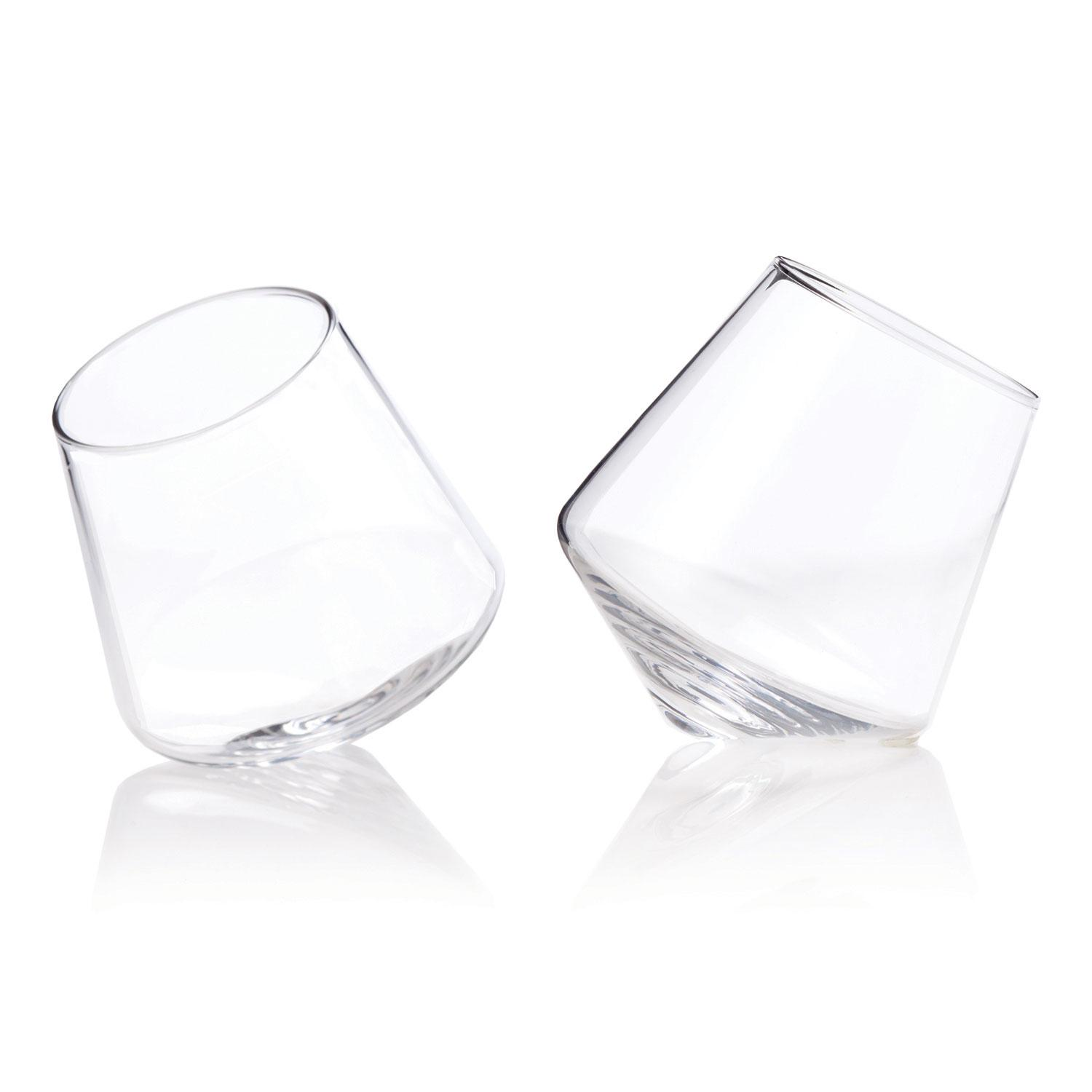Uberstar Rolling Glasses - Only £14.99 (Pair)