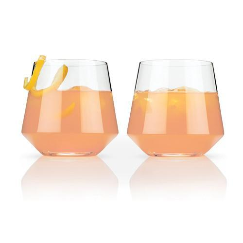 Raye Crystal Cocktail Glass Set - Only £22.99 | Uberstar