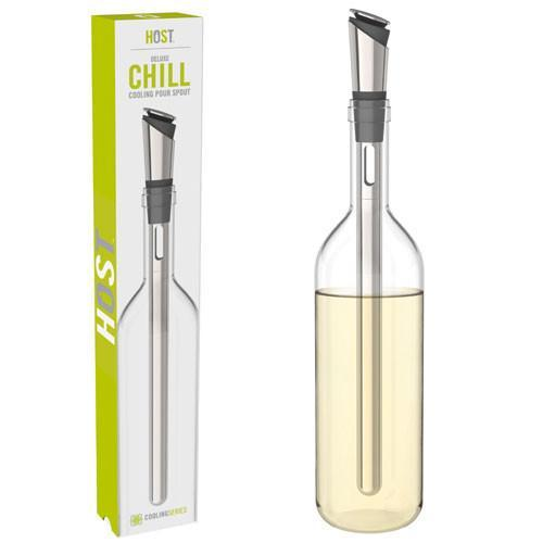 HOST Chill Deluxe Wine Cooling Pour Spout