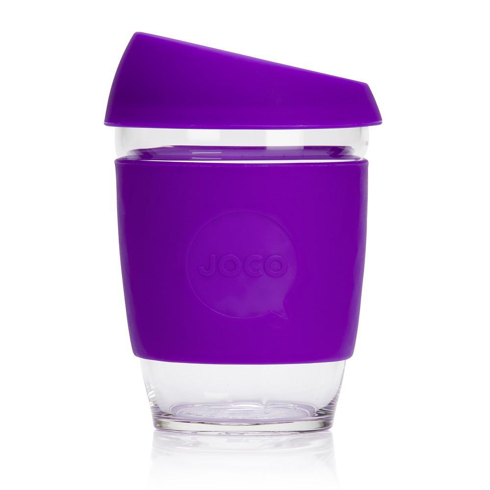 JOCO Cup Portable Coffee Cup - Purple
