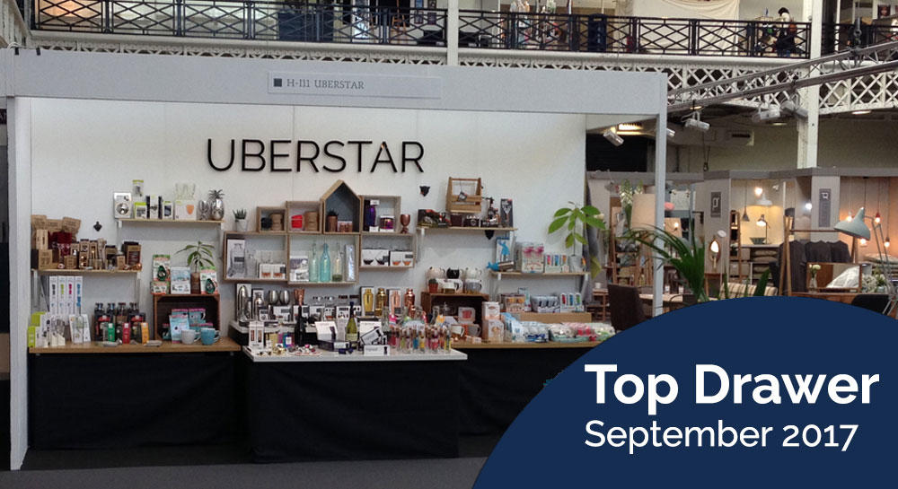 Uberstar Top Drawer Fair Stand 2017
