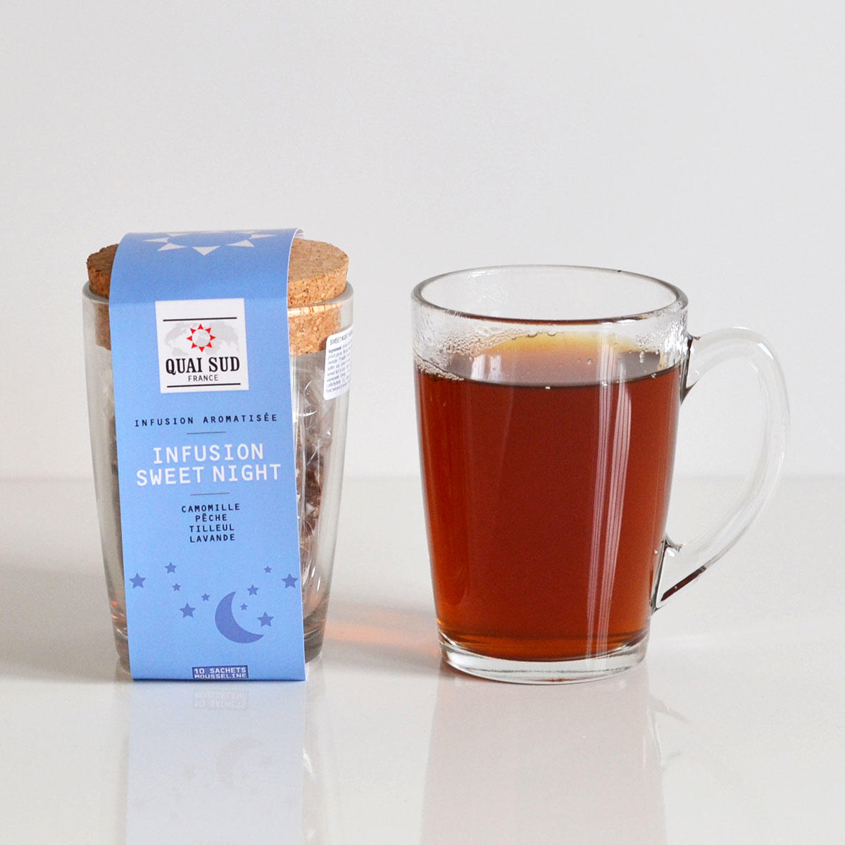 Sweet Night Infusion Tea - Uberstar £11.99