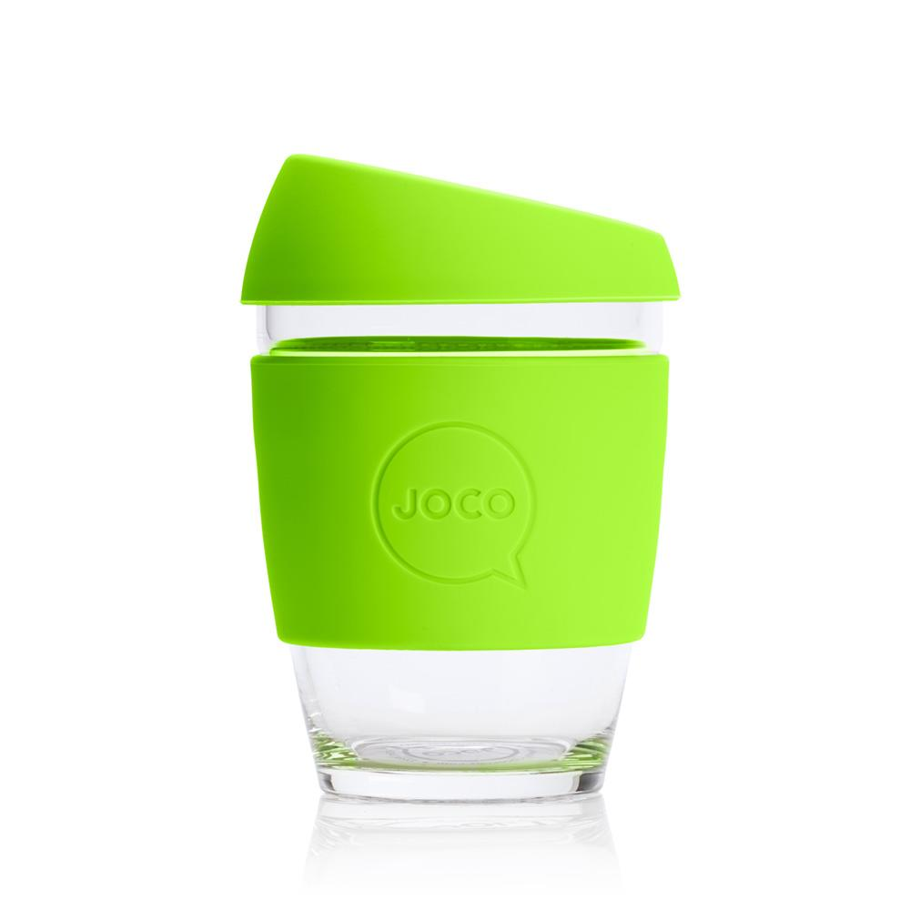 JOCO Cup 12oz Lime Green