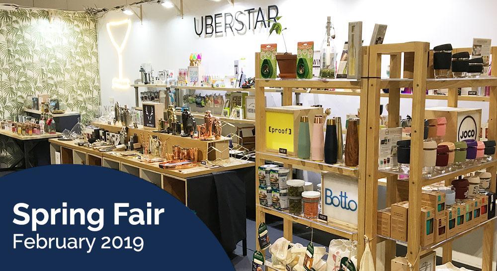 Uberstar Spring Fair 2019