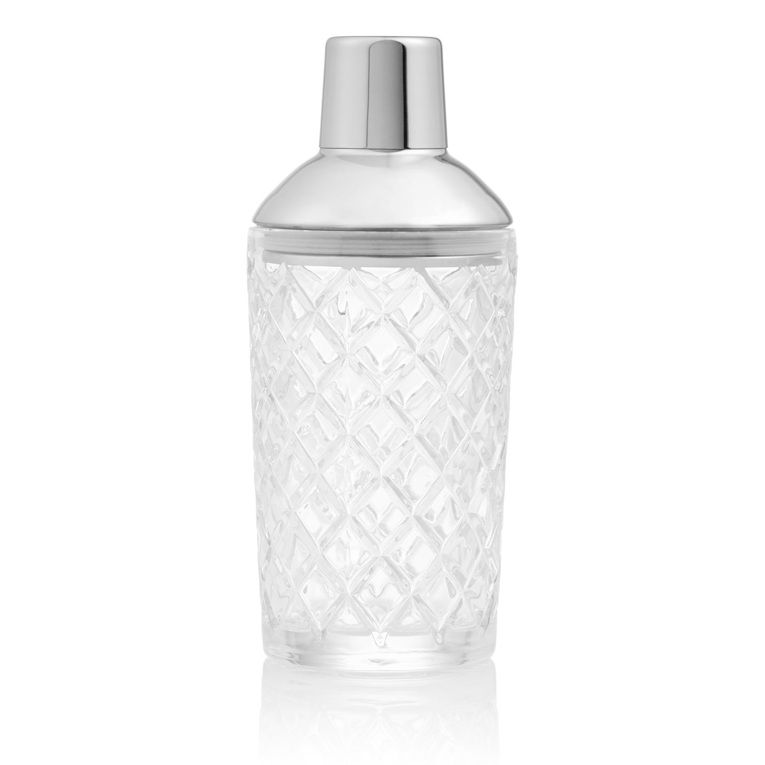 Uberstar Glass Cocktail Shaker - Only £24.99