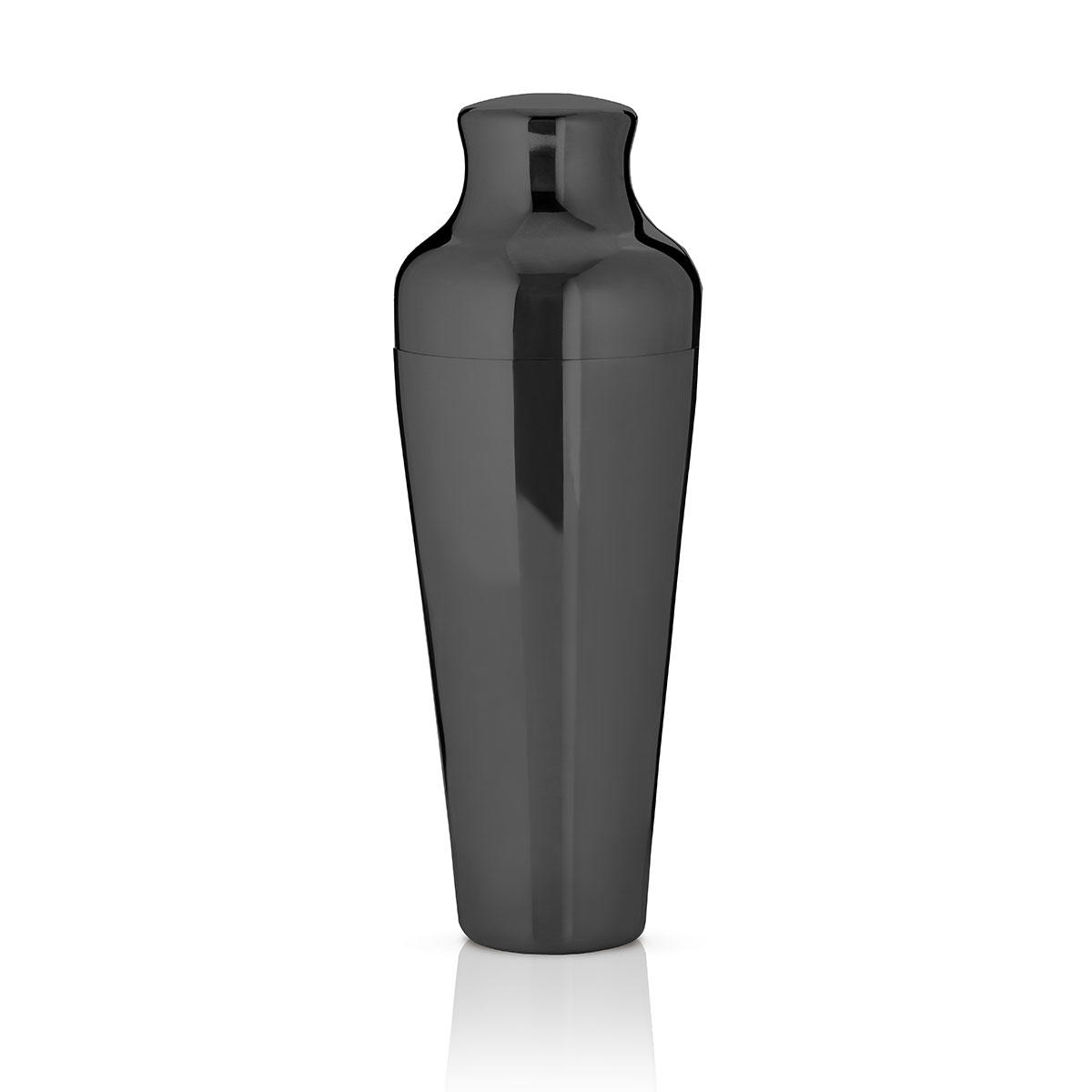Warren Gunmetal Black Cocktail Shaker
