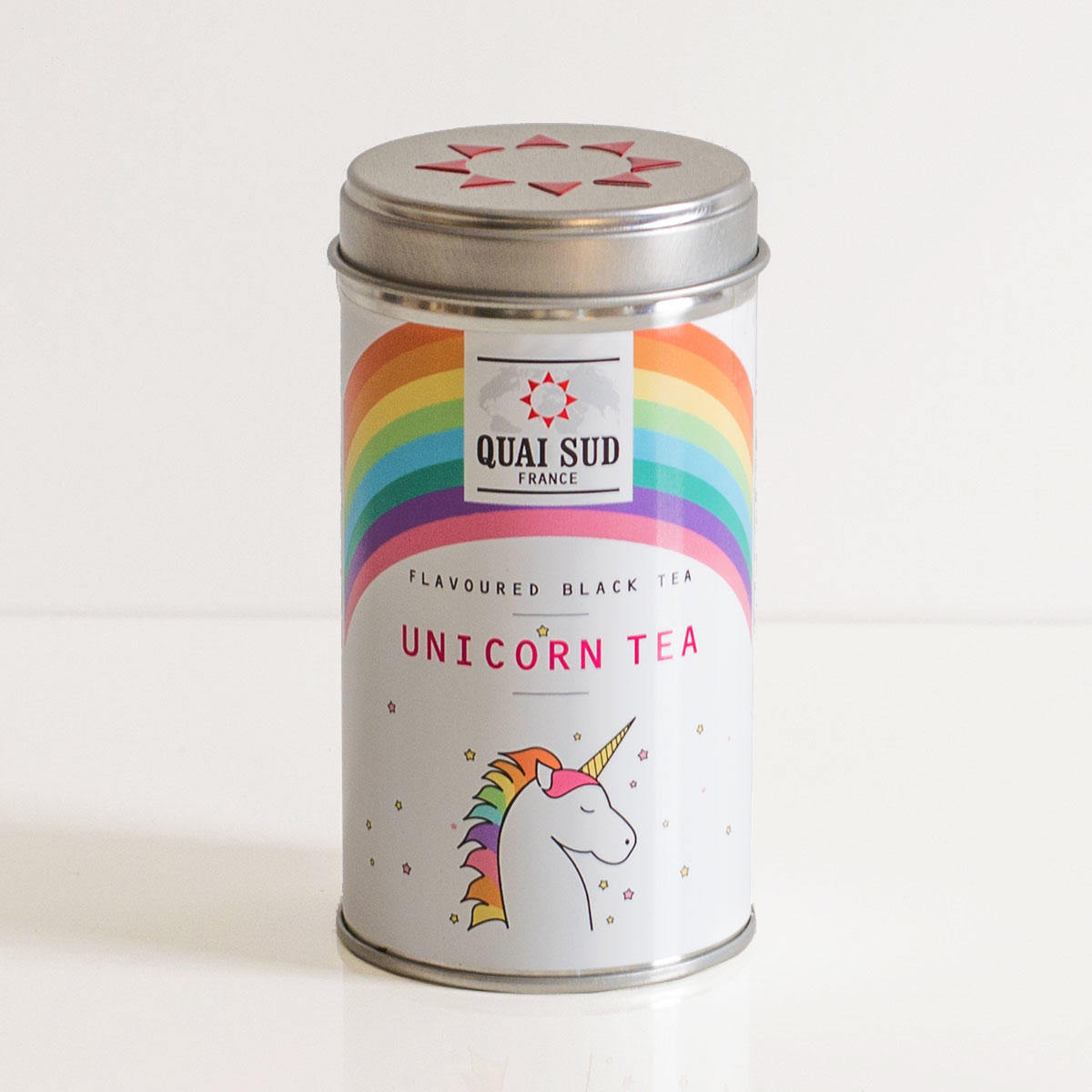 Unicorn Tea - Bubblegum Flavour with Sugar Unicorns