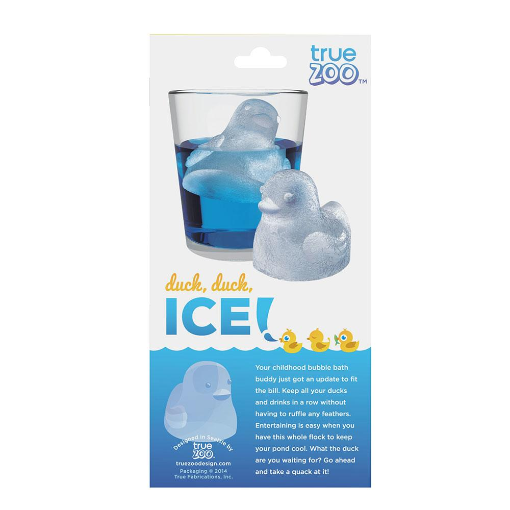 Quack Rubber Duck Ice Mould