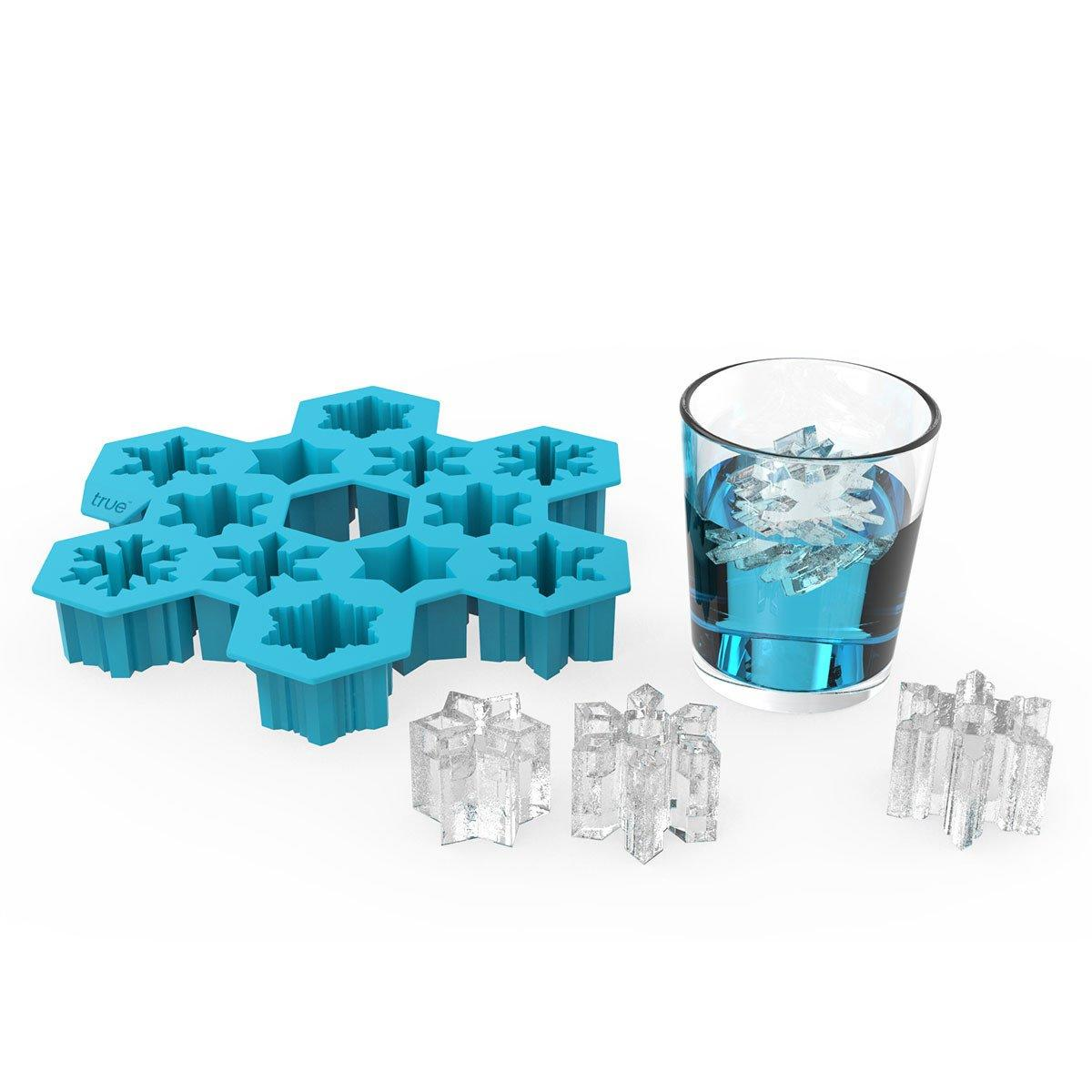 Snowflake Silicone Ice Cube - Only £11.99 | UBERSTAR