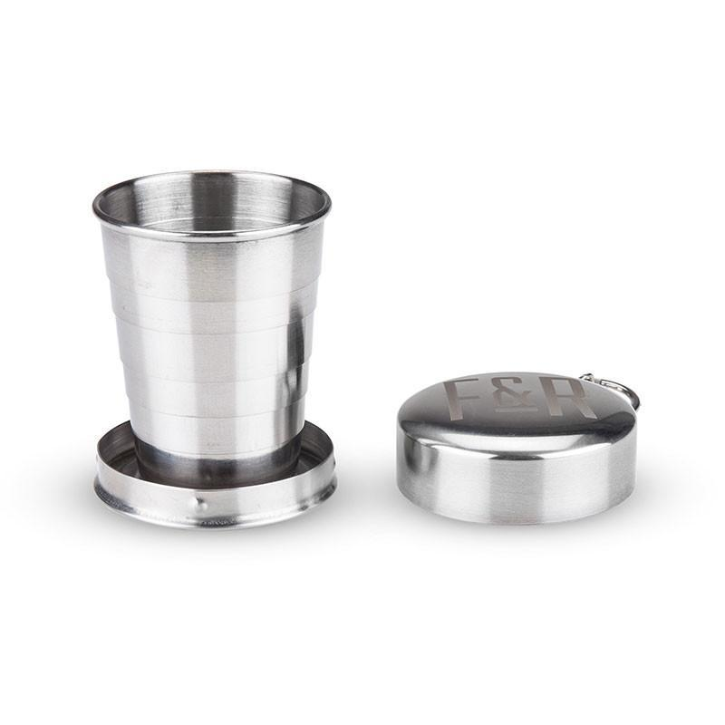 Collapsible Keychain Shot Glass - Only £9.99 |  Uberstar