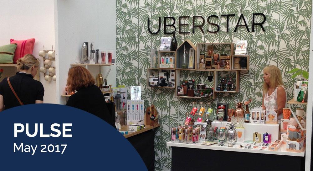 Uberstar PULSE Fair Stand 2017