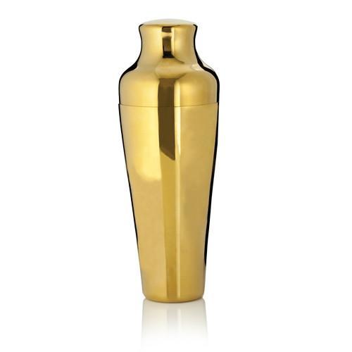 Belmont Gold Cocktail Shaker - Only £29.99 Uberstar.com