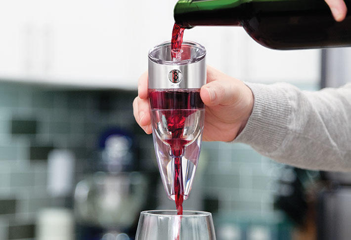 Wine Pourers and Aerators