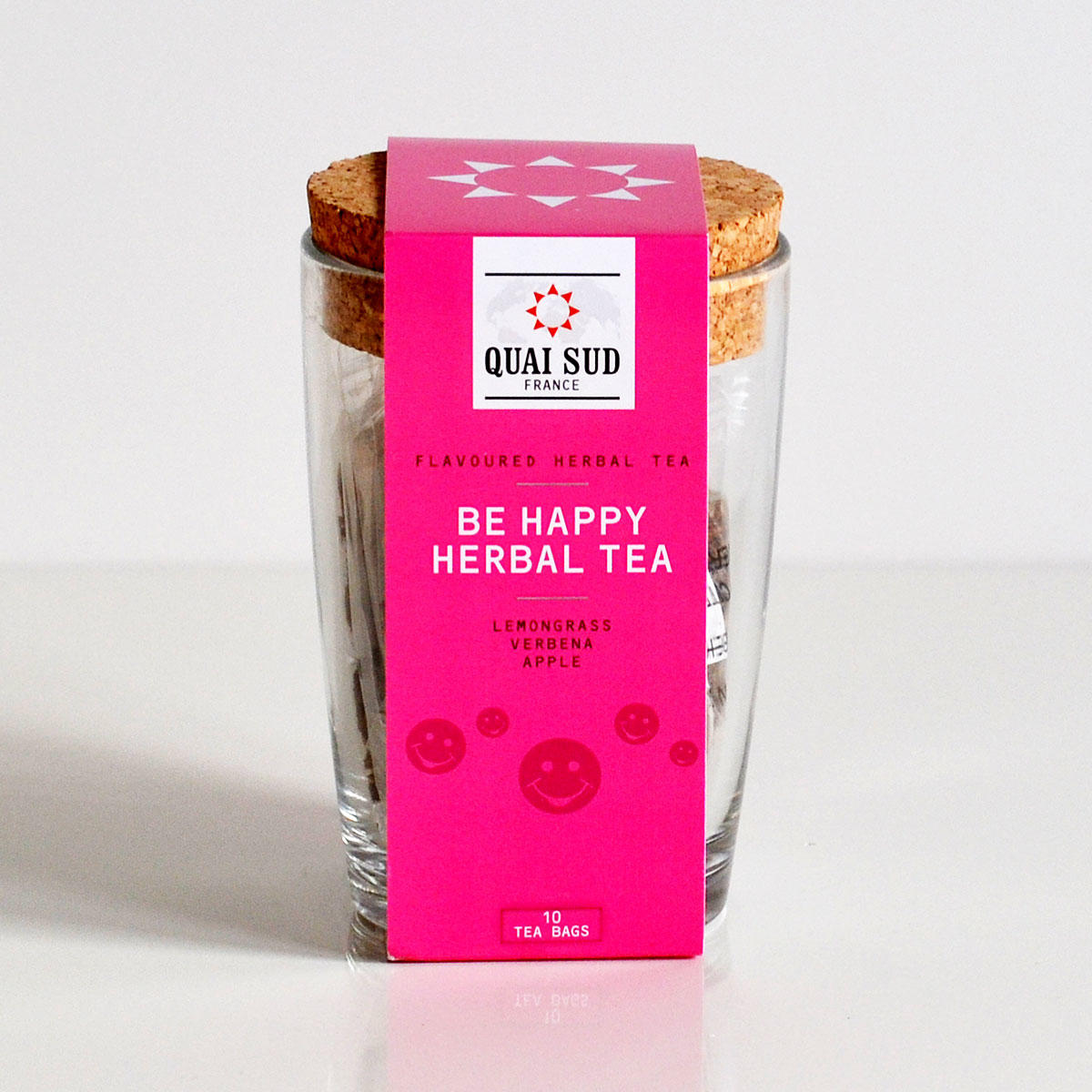 Be Happy Infusion Tea - Uberstar £11.99