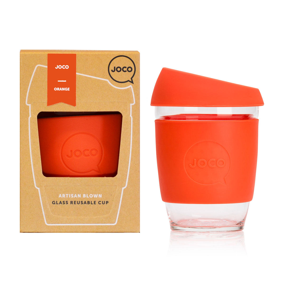 JOCO Cup - 12oz Orange