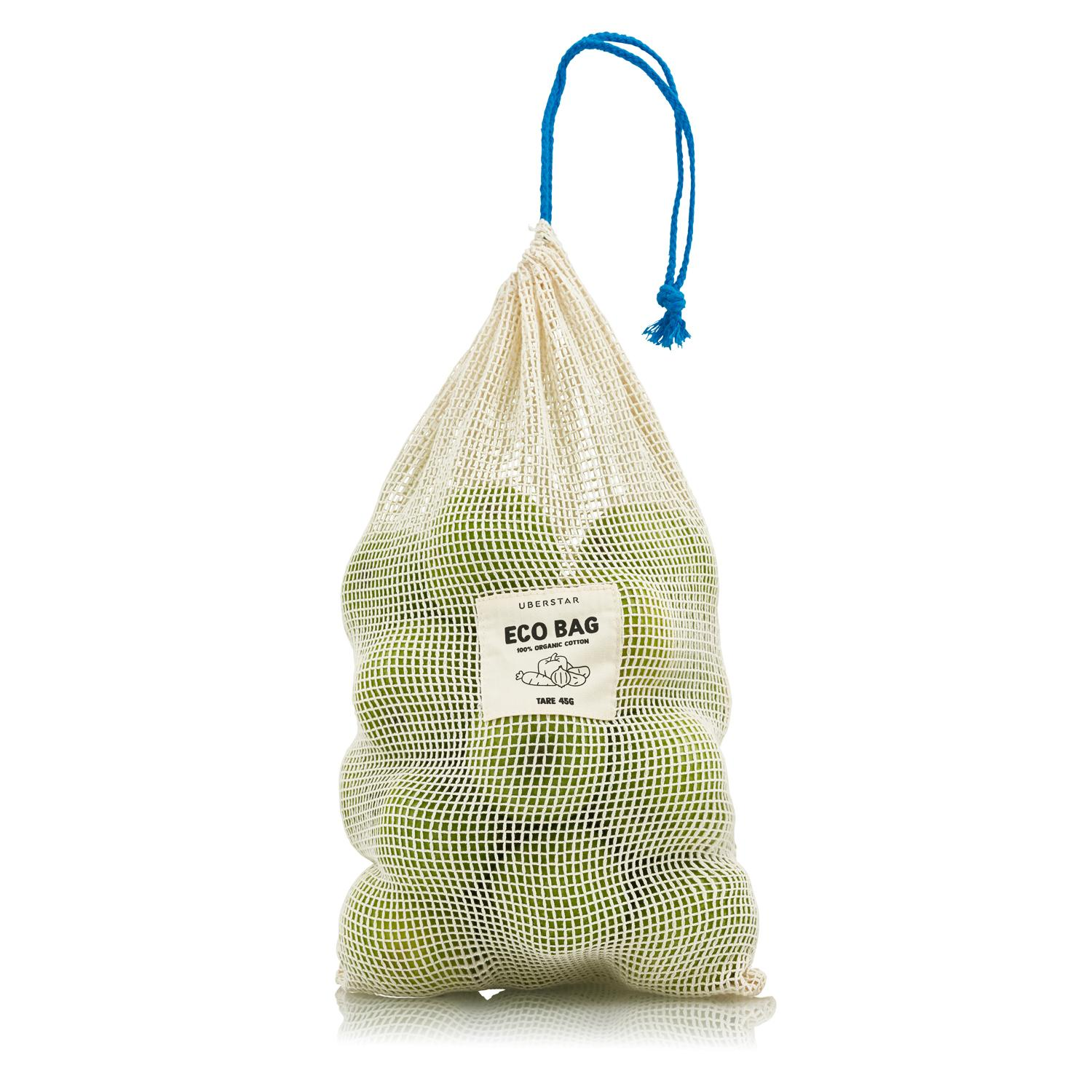Eco Bag - Organic Fruit & Veg Bag (Single)