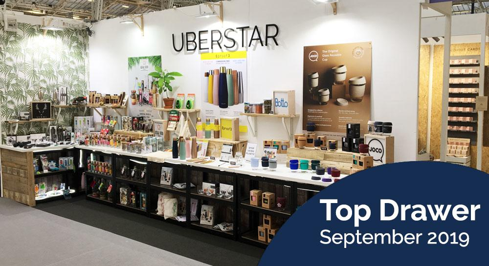 Uberstar Top Drawer September 2019