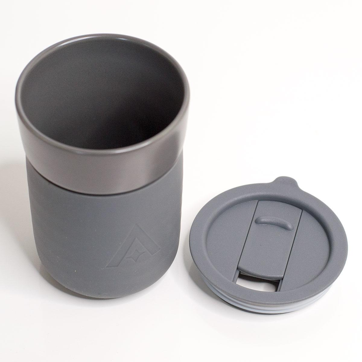 Carry Cup - The Universal Travel Mug by Uberstar (Space Grey)
