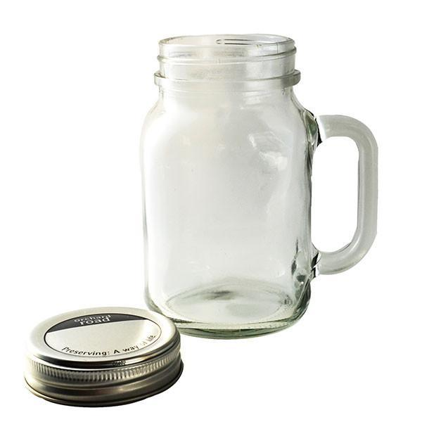 Mason Drinking Jar - Only £8.99 | Uberstar