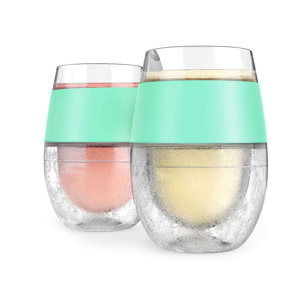 HOST Freeze Cooling Wine Cups - Mint