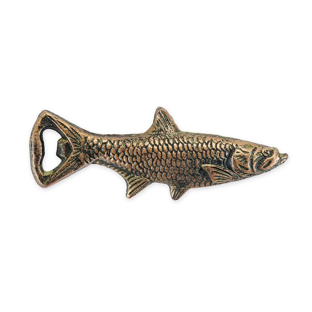 Foster & Rye Cast Iron Fish Bottle Opener