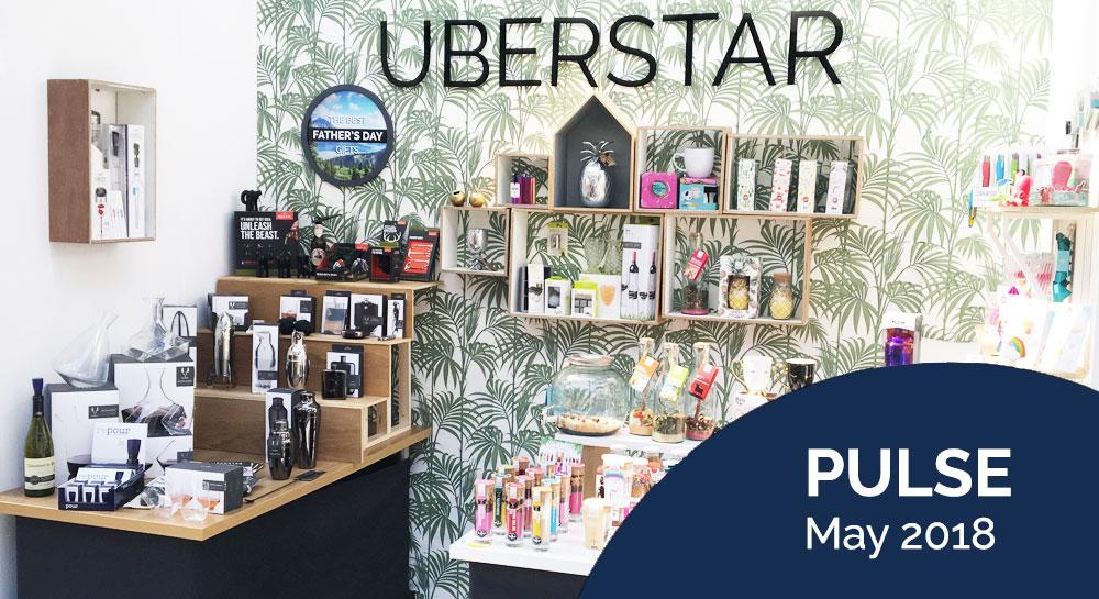 Uberstar Pulse 2018
