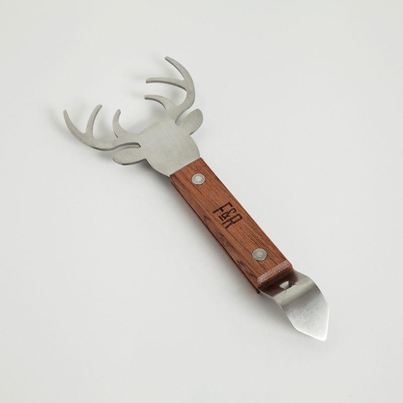 Stag Bottle Opener - Only £9.99 | Uberstar