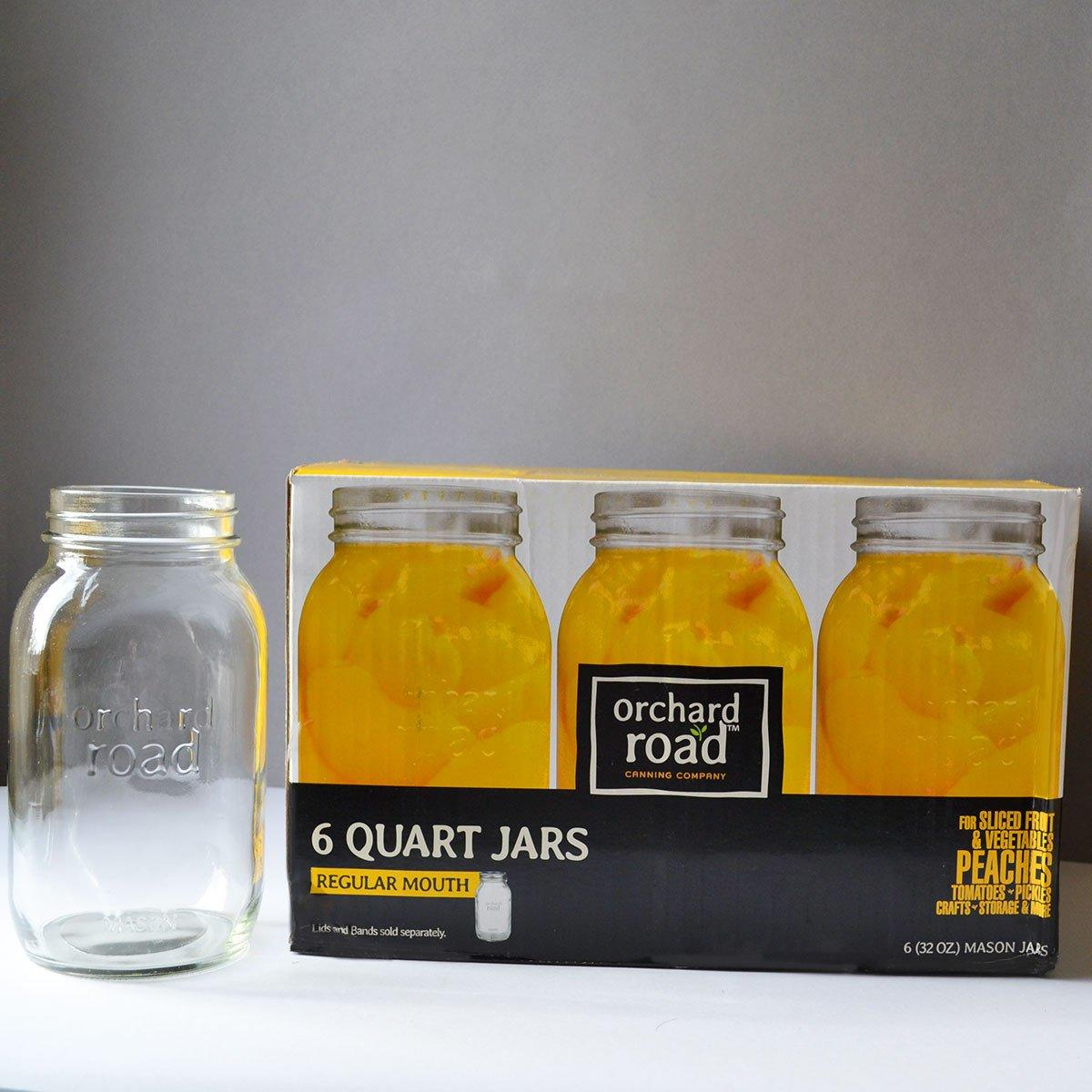 Orchard Road Canning Jar 32oz Quart | Uberstar
