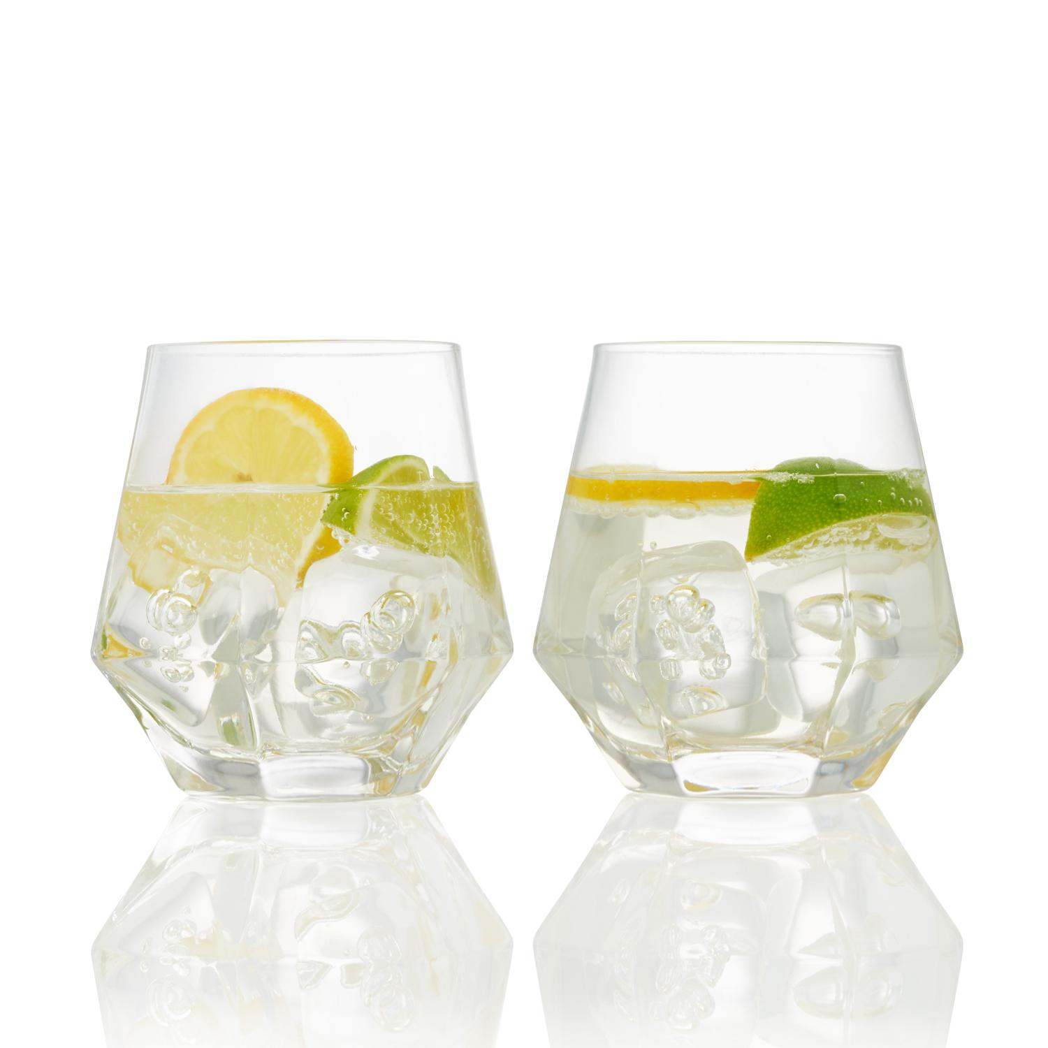 Uberstar Faceted Glasses - Only £14.99 (Pair)