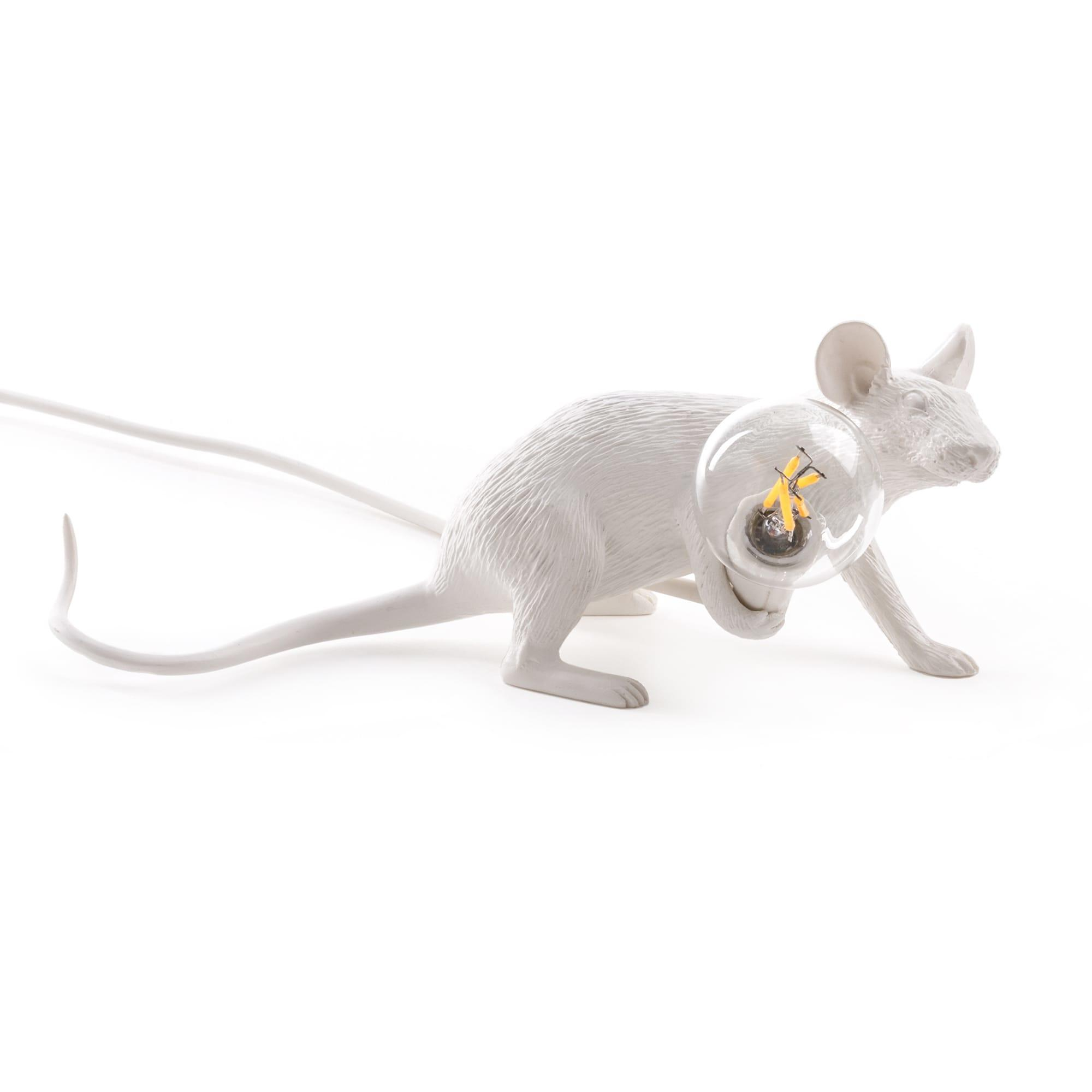 Lop The Sleeping Mouse Lamp