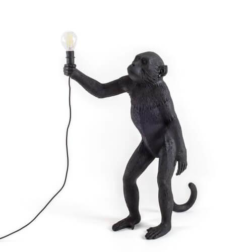 Standing Monkey Lamp - Right