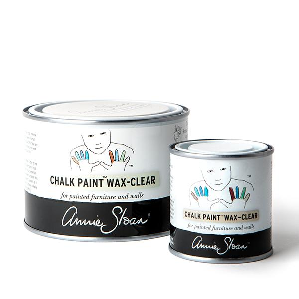 120ml Annie Sloan Clear Wax