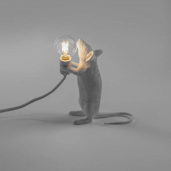 Step The Standing Mouse Lamp