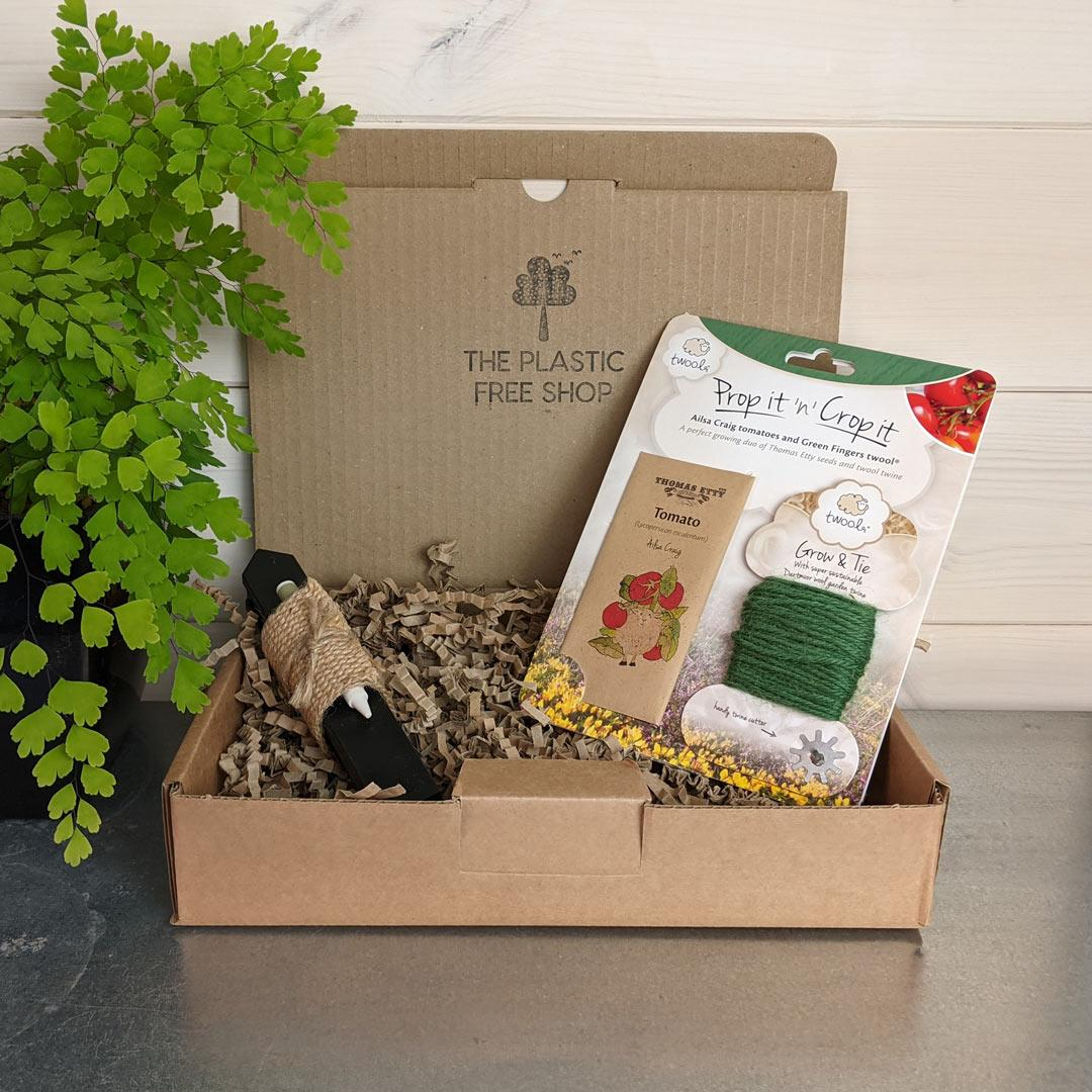 'Grow Your Own' Gift Box - Tomato in box