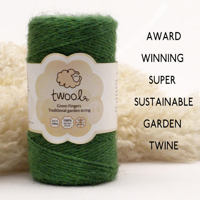 Twool - Award Winning Twine for Gardening/Crafts