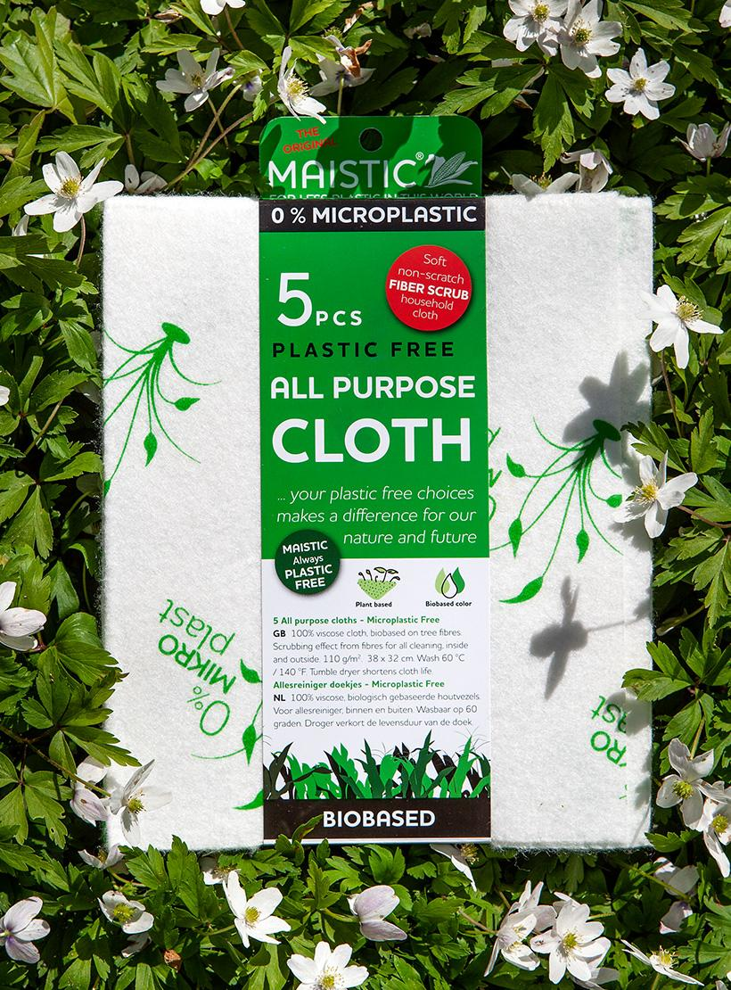 MAISTIC® All Purpose Cloth - Pack of 5