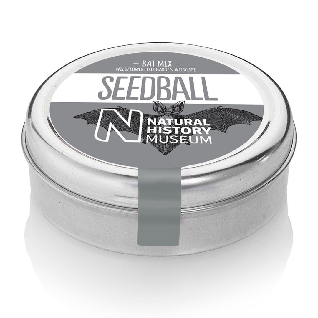 Seedball Bat mix tin