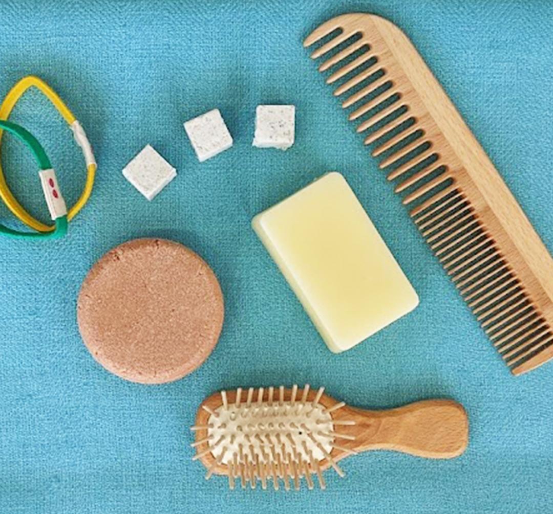 Selection of Natural Shampoo Bars