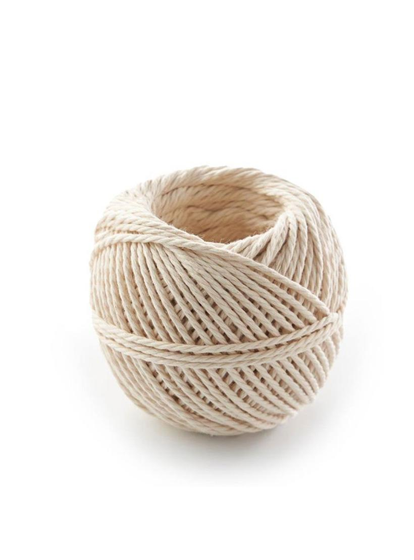 Recycled Natural Cotton Twine - 45m