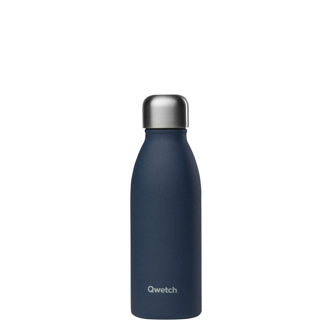 Stainless Steel ONE Bottle - Granite - Midnight Blue - 500ml with box