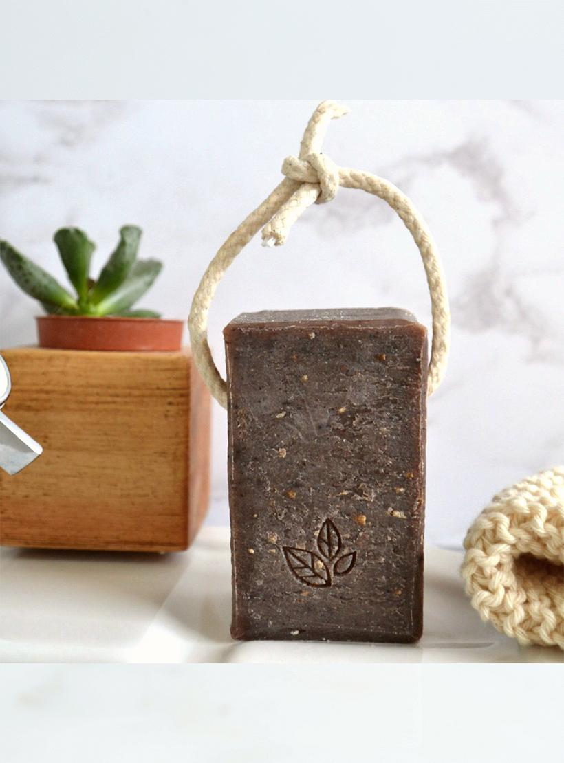 Soap on a Rope - Coffee/Raw Cacao