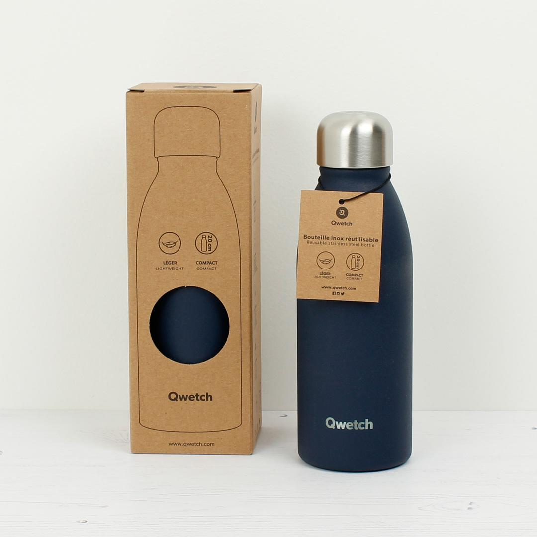 Stainless Steel ONE Bottle - Granite - Midnight Blue - 500ml