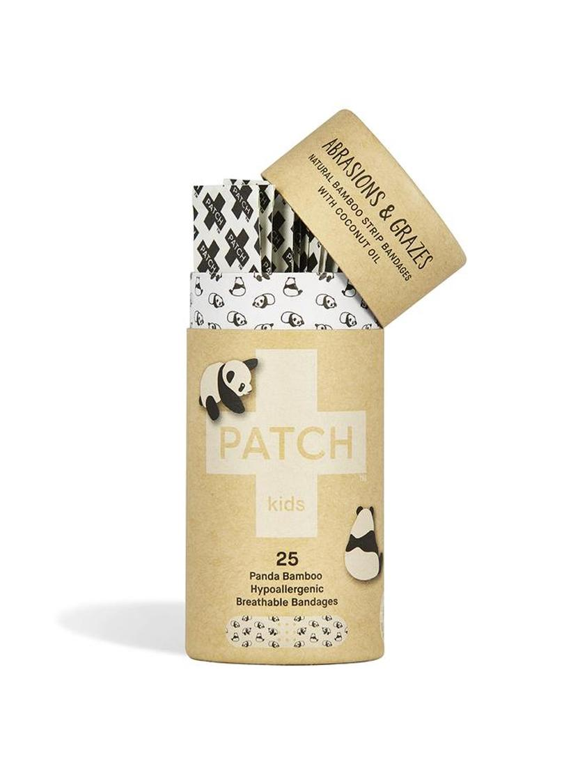 PATCH - Organic Bamboo Plasters 25  - coconut oil KIDS